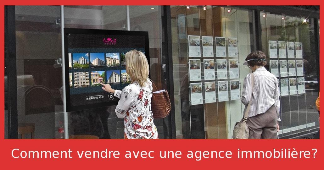 Comment vendre avec une agence immobili re et surtout gardez la main blog comment vendre - Comment vendre sa maison ...