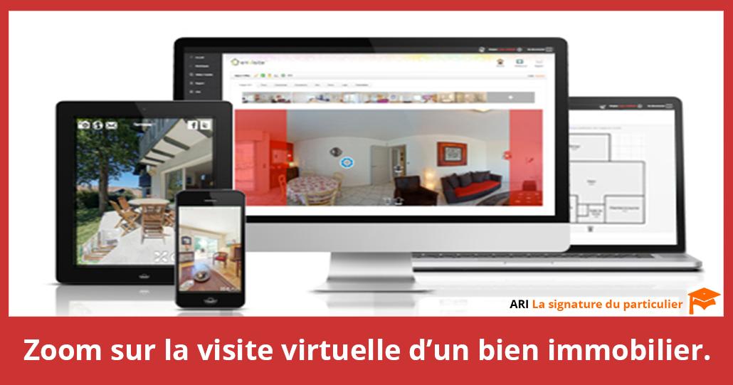 La visite virtuelle immobilière et ses avantages